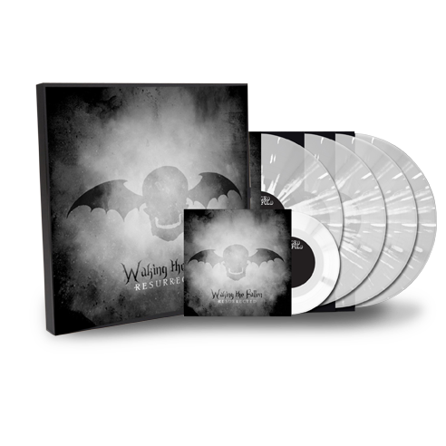 Avenged Sevenfold 'Waking The Fallen Resurrected' 4 Vinyl-LPs + DVD